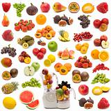 collection of fresh juicy fruits