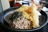 Soba Noodle and Tempura Street Food