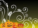 halloween scene background series#39