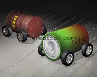 oil & hybrid