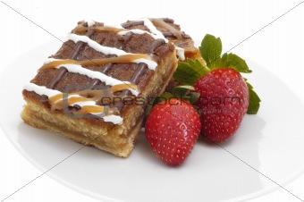 Caramel Crunch Dessert
