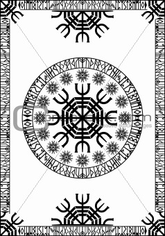 Image 1109395: viking runes 02 from Crestock Stock Photos