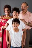 Grandma, Grandpa and Us