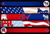 Election Web Banners