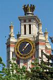 The biggest clock in the world