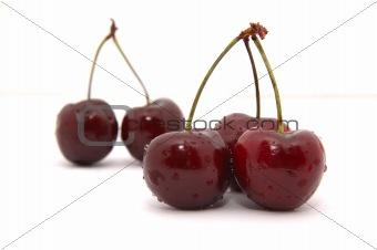 Five cherry