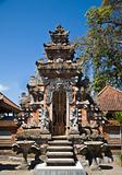 Bali temple entrance