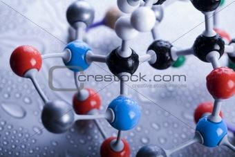 Molecular Model - atom