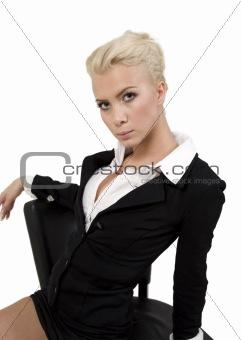 modern lady