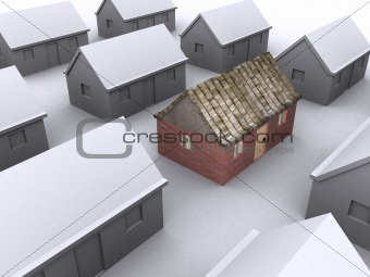 Houses 3d