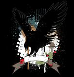 Heraldry Grunge Design