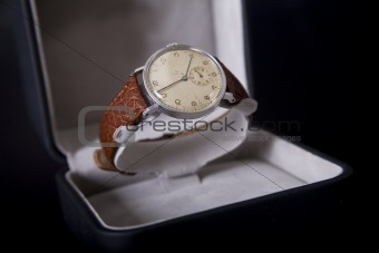 Old wristwatch