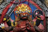 Sculpture in Nepal