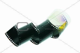 Blank Negative Film