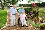 Nursing Home Gardens