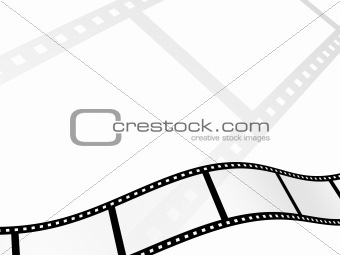 Background - 3d abstract photographic film