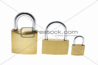 Three Locks