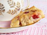 Cranberry Cherry Scone