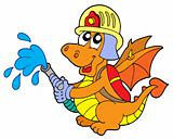 Fireman dragon