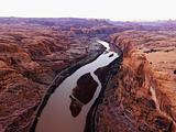River in Canyonlands, Utah.