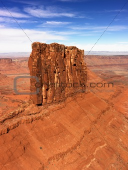 Canyonlands National Park, Moab, Utah.