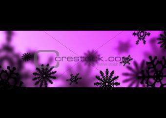 modern snowflake