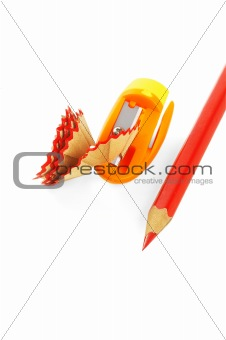 coulored pencils