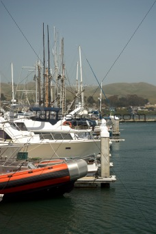 California Coastal Fishing Village of Bodega Bay