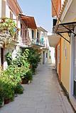 Lefkada Alley