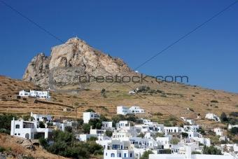 Tinos Inland Village