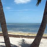 Key West beaches in Florida, USA