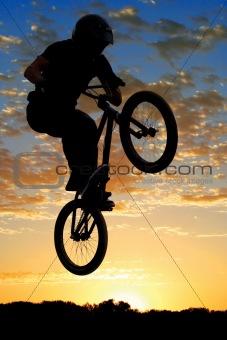 Airborne bike