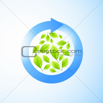 Green Recycle Element