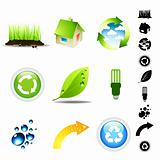Environment Icon Set