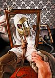 Dr. Gore &amp; Gas mask