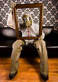 Madman & Gas Mask