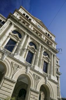 Old Building in Havana Cuba