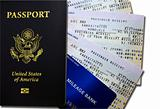 Passport and Ticket