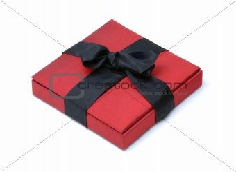 Red Silk GIft Box