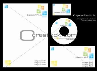 Corportate identity template