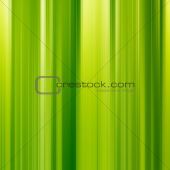 Abstract green yellow background - vibrant vertical stripes