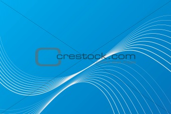 Modern Abstract Wires