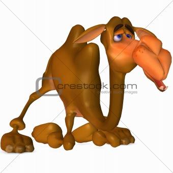 Toon Camel