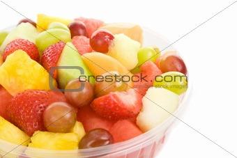 Bowl of Fruit Salad