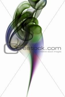 Abstract smoke background