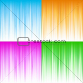 Abstract gradient backgrounds