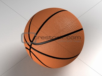 three dimensional basketball