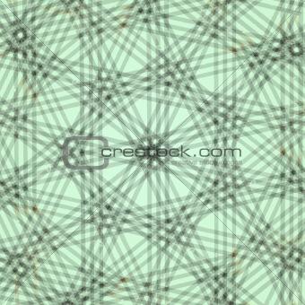 Pale Blue Kaleidoscope