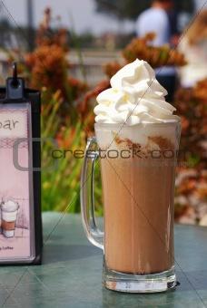 Cafe Mocha Latte