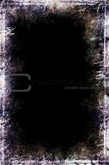 Grunge Chalkboard